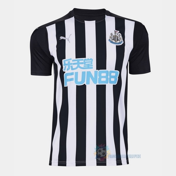 Magasin De Foot PUMA Domicile Maillot Newcastle United 2020 2021 Noir