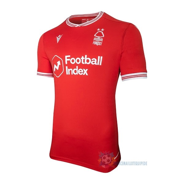 Magasin De Foot Macron Domicile Maillot Nottingham Forest 2020 2021 Rouge