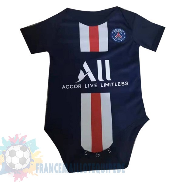 Magasin De Foot Nike Domicile Onesies Enfant Paris Saint Germain 2019 2020 Bleu