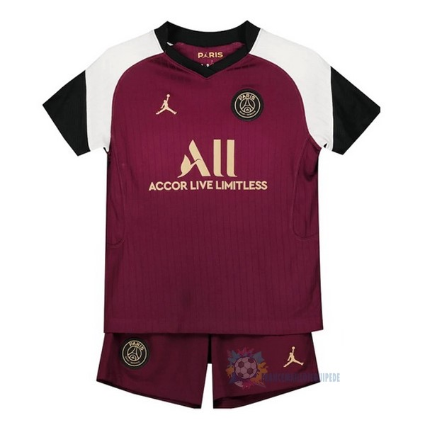 Magasin De Foot JORDAN Third Conjunto De Enfant Paris Saint Germain 2020 2021 Bordeaux