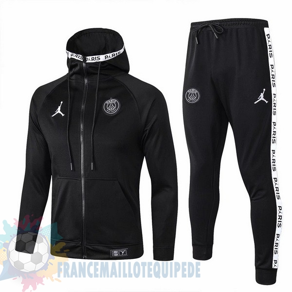 Magasin De Foot Jordan Survêtements Enfant Paris Saint Germain 2019 2020 Noir