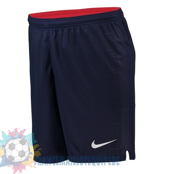 Magasin De Foot Nike Domicile Shorts Paris Saint Germain 2018 2019 Bleu