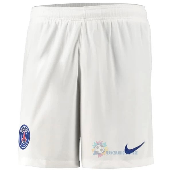 Magasin De Foot Nike Exterieur Pantalon Paris Saint Germain 2020 2021 Blanc