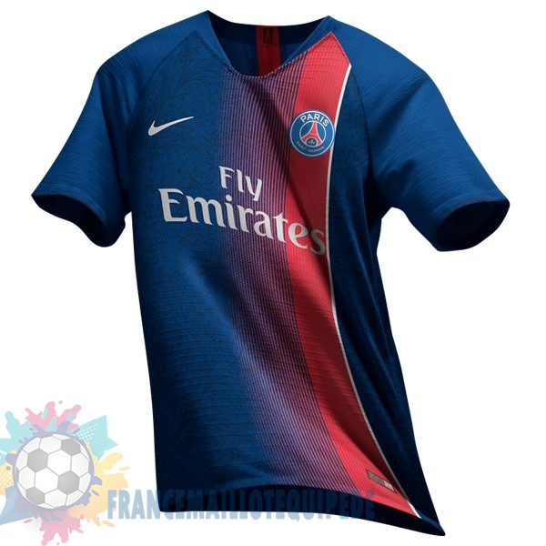 Magasin De Foot Nike Thailande Domicile Maillots Paris Saint Germain 19-20 Bleu