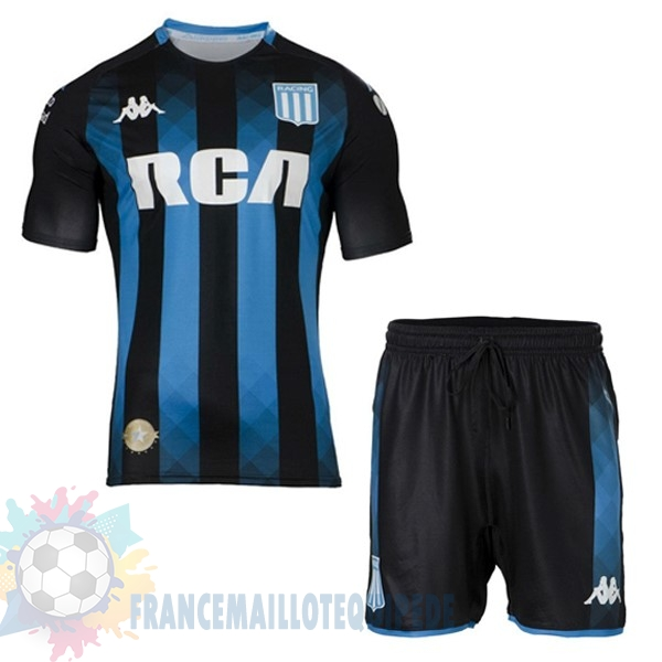Magasin De Foot Kappa Exterieur Ensemble Enfant Racing Club 2019 2020 Noir