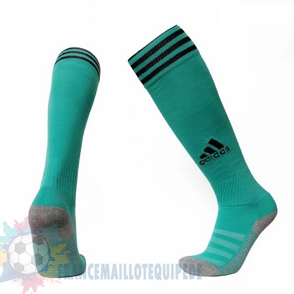 Magasin De Foot adidas Third Chaussette Femme Real Madrid 2019 2020 Vert