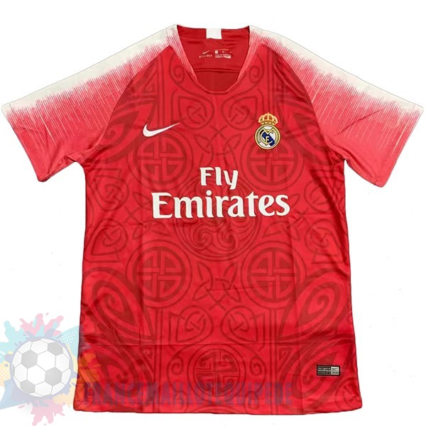 Magasin De Foot Nike Concept Maillot Real Madrid 2019 2020 Rouge