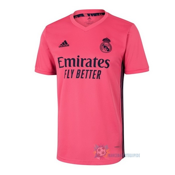 Magasin De Foot adidas Thailande Exterieur Maillot Real Madrid 2020 2021 Rose