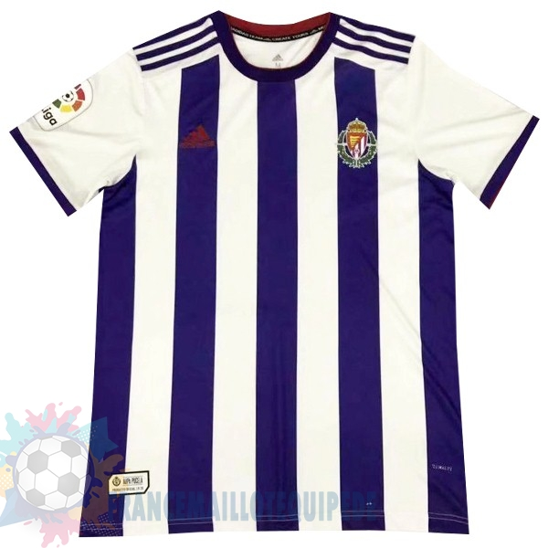 Magasin De Foot adidas Domicile Maillot Real Valladolid 2019 2020 Purpura