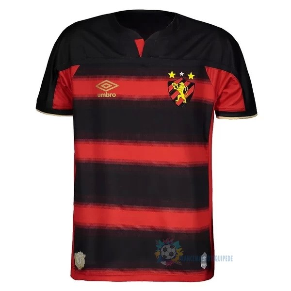 Magasin De Foot umbro Domicile Maillot Recife 2020 2021 Rouge