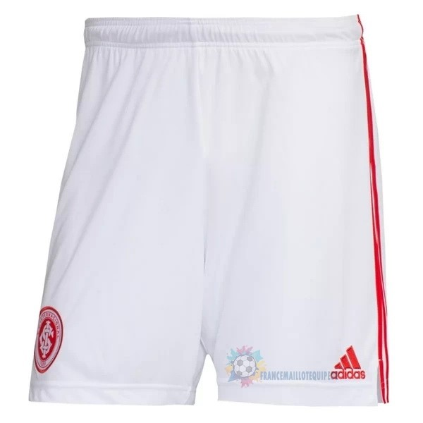 Magasin De Foot adidas Domicile Pantalon SC Internacional 2020 2021 Blanc