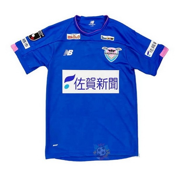 Magasin De Foot New Domicile Maillot Sagan Tosu 2020 2021 Bleu