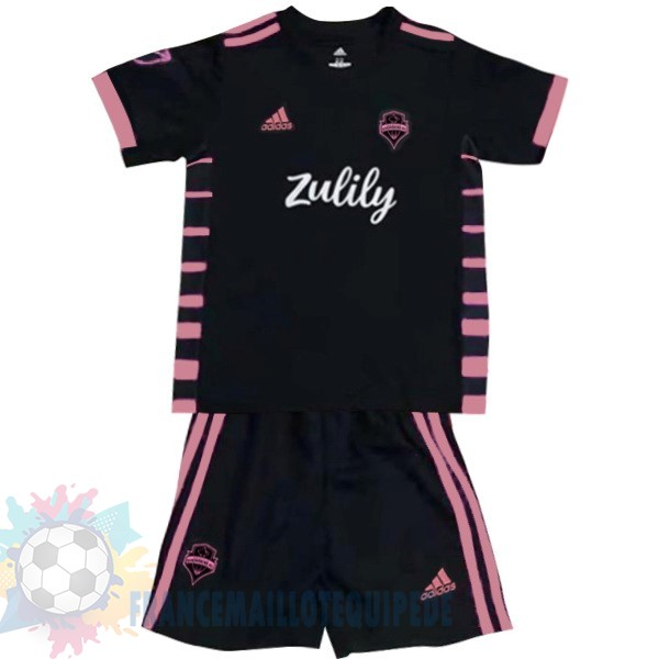 Magasin De Foot Adidas Exterieur Conjunto De Enfant Sounders de Seattle 2019 2020 Noir