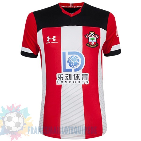 Magasin De Foot Under Armour Domicile Maillot Southampton 2019 2020 Rouge Blanc