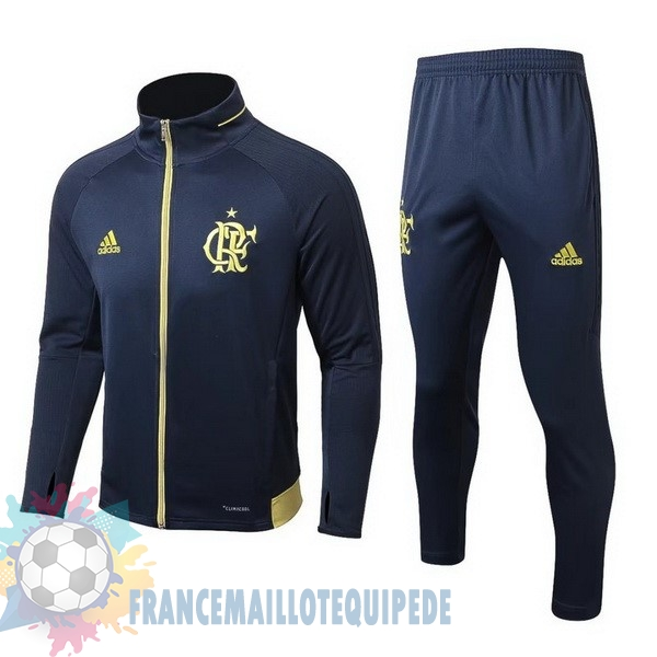 Magasin De Foot adidas Survêtements Flamengo 2017 2018 Bleu Marine