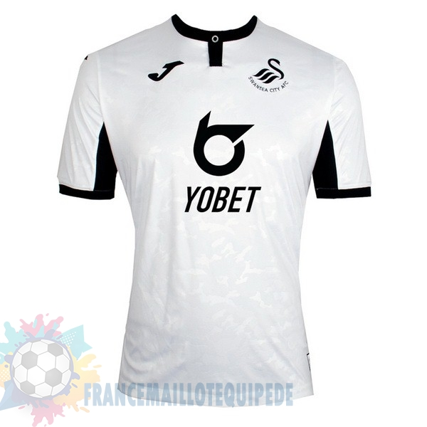 Magasin De Foot Joma Domicile Maillot Swansea City 2019 2020 Blanc