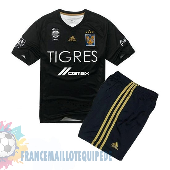 Magasin De Foot adidas Third Ensemble Enfant Tigres de la UANL 2017 2018 Noir