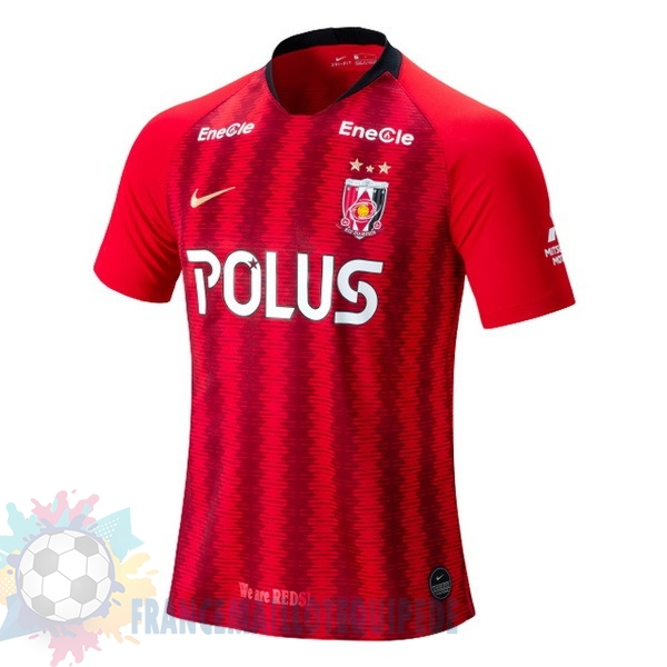 Magasin De Foot Nike Domicile Maillot Urawa Red Diamonds 2019 2020 Rouge