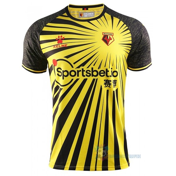 Magasin De Foot adidas Domicile Maillot Watford 2020 2021 Jaune