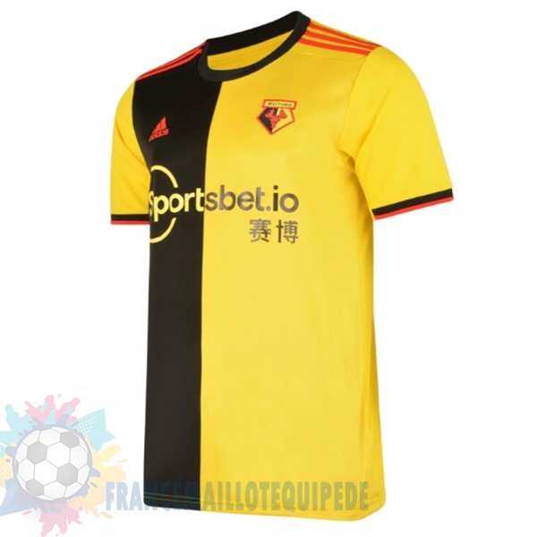 Magasin De Foot adidas Domicile Maillot Watford 2019 2020 Jaune