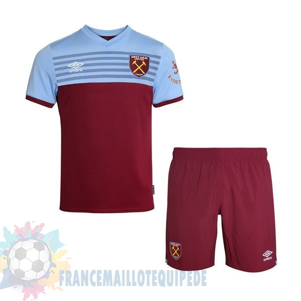 Magasin De Foot Umbro Domicile Ensemble Enfant West Ham United 2019 2020 Rouge